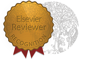 Elsevier Outstanding Reviewer Award